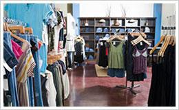 commercio area privata negozio magliette