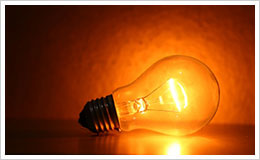 energia lampadina