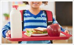 mense scolastiche cibo pranzo